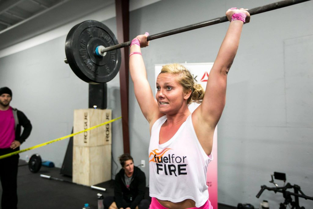 Becky CrossFit Workout